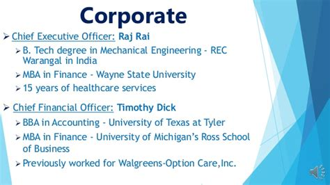 Of Michigan Health Care Mba by Akorn Inc Powerpoint Presentation