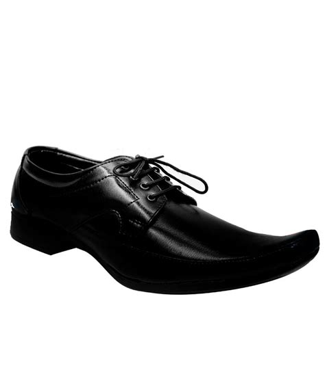 kraasa black formal shoes price in india buy kraasa black