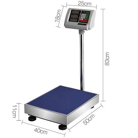 ebay zippay 150kg electronic digital platform scale computing shop