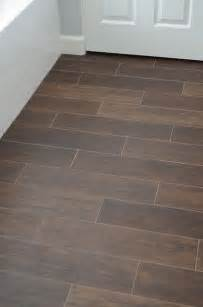 tile that looks like wood love it this is a very cute