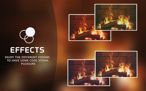 hd themes for unite 2 fireplace ambiance hd wallpaper themes amazon es
