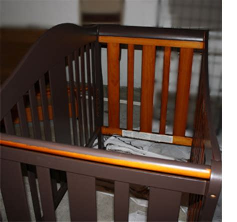 Can You Paint A Crib by Home Dzine How To Paint A Cot Or Crib