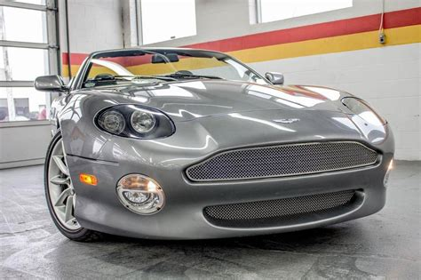 aston martin db7 volante for sale 2002 aston martin db7 volante for sale 1801726 hemmings