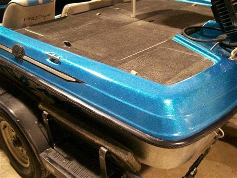 bass boat metal flake repair metal flake boat paint colors bing images
