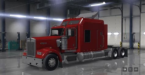 kenworth chassis kenworth w900 long edition truck american truck