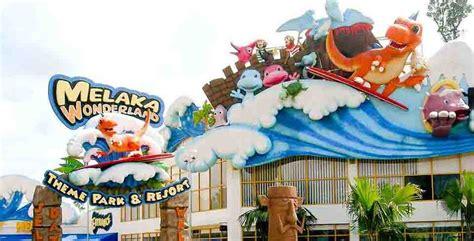 theme park melaka travelog melaka melaka wonderland