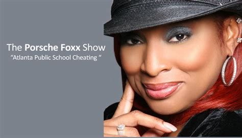 the porsche foxx show atlanta school