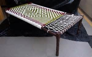 Marvelous Designs Of Drawing Room Furniture #10: Indian-traditional-designer-charpai-manji-day-bed-charpoy-500x500.jpg