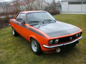 Opel Manta 1972 1972 Opel Manta 1 9 Gt E German Cars For Sale
