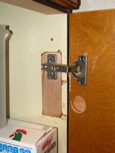 Cabinet Door Service Kitchen Hinge Fix