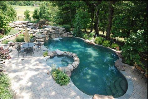 nice pools nice garden pool cool pools hot tubs spas pinterest