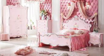 Wood Canopy Bedroom Sets chambre de fille style baroque paihhi com