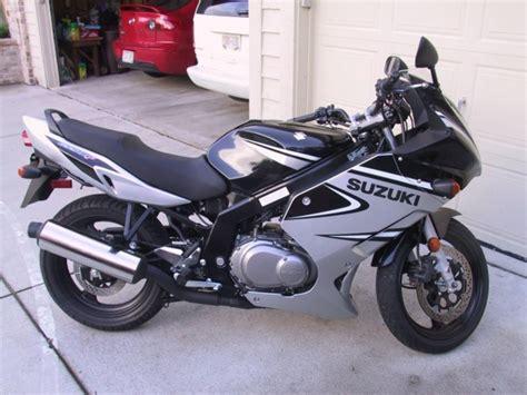 Suzuki Gs500f Review 2006 Suzuki Gs 500 Moto Zombdrive