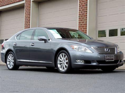 Awd Lexus by 2012 Lexus Ls 460 L Awd Stock 004360 For Sale Near