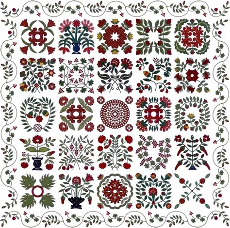 Machine Embroidery Quilt Patterns by Machine Embroidery Designs Applique Technique
