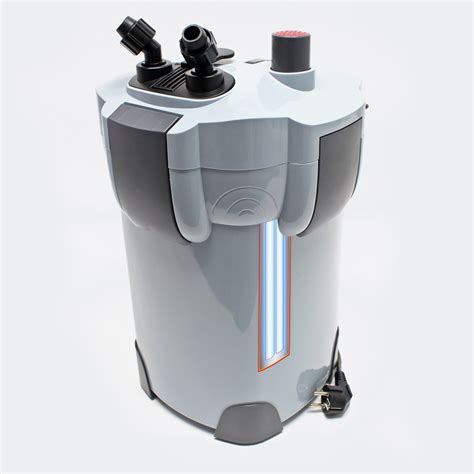 Pompa Aquarium 2000l sunsun hw 404b aquarium external canister filter 2000l h