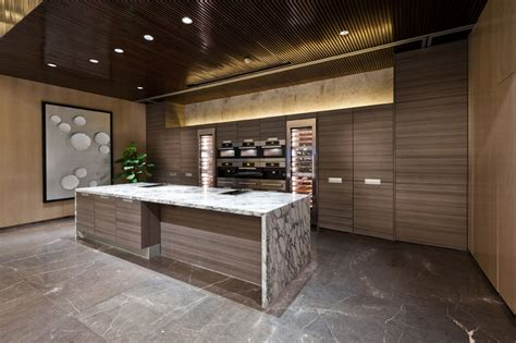 contemporary wood kitchen 37 high end wood kitchens photos designing idea