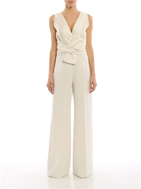 Max Jumpsuit By Jojo Shoppe by Tuta Everest Con Fiocco Max Mara Tute Ikrix Shop