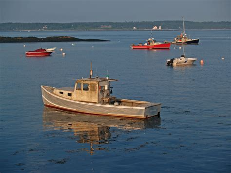 maine boats humble lobster boat a photo from maine northeast trekearth