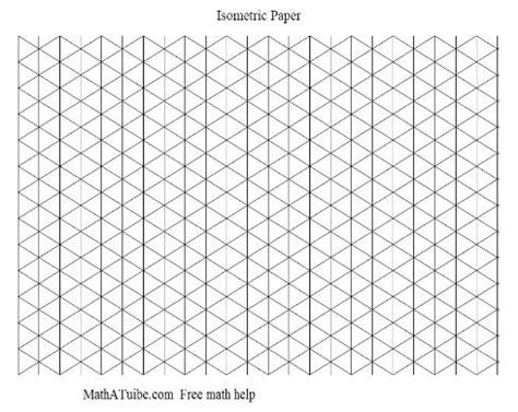 print isometric graph paper gallery for gt printable isometric graph paper