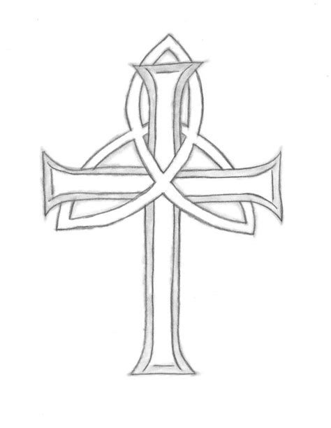 trinity cross tattoo 10 best ideas images on ideas