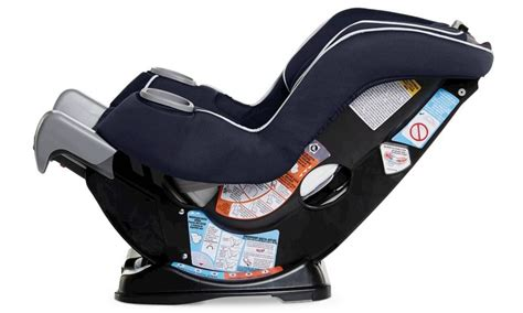 convertible car seat that reclines graco extend2fit convertible car seat gotham