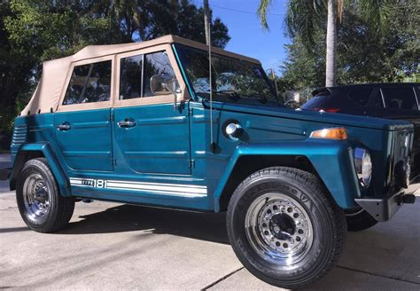 Volkswagen Things For Sale by 1973 Volkswagen Thing For Sale 1973673 Hemmings Motor News