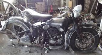 motorcycle barn vintage bike addiction barn find knuckleheads