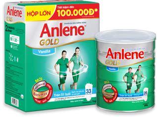 Anlene Gold 2015 Sữa Anlene Gold Vani 800g Tr 234 N 51 Tuổi