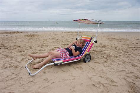 Sun Laboratories Roll On Summer by Roll On Summer Sun Lounger Trolley Chelseamamma