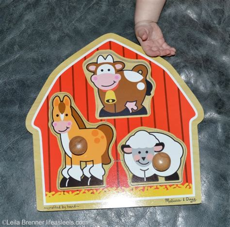 Spesial Knob Puzzle Zoo Animals special delivery for baby from citrus as leels