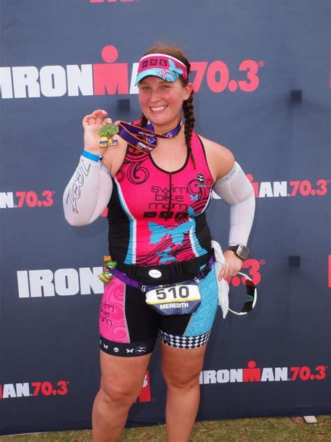 ironman florida swim bike mom race report