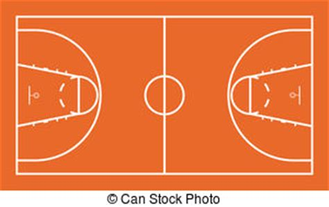 basketball court clipart basketball court vector clipart eps images 2 680