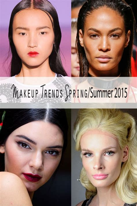 makeup trends 2015 spring summer amic news new year beauty resolutions