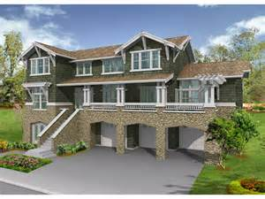 under house garage designs messina craftsman home plan 071d 0173 house plans and more