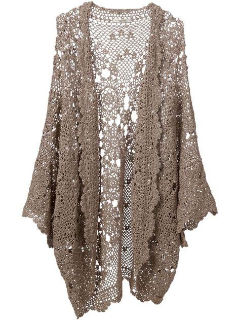 Lace Cardigan mes demoiselles jeanlud lace cardigan crochet