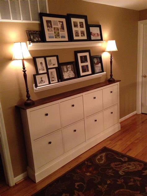 hemnes hacks ikea hack ikea hacked shoe cabinets built in shoe
