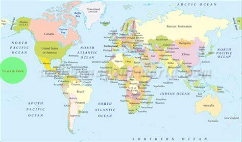map world hawaii hawaii islands world map afputra