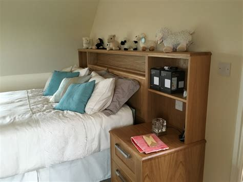 Handmade Bedroom Furniture - bespoke oak bedroom suite bespoke bedroom furniture
