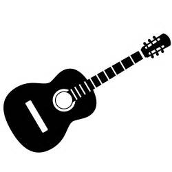 Guitar Clipart Outline by Guitar Picture Cliparts Co