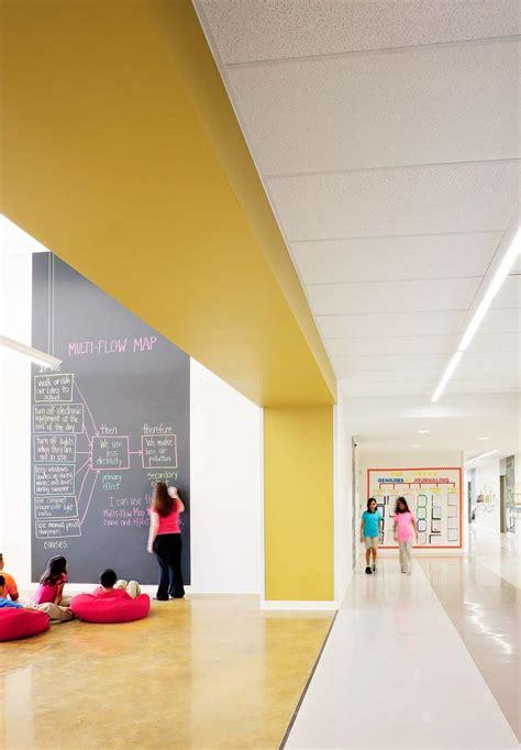 School Interior Decoration by Best 25 School Design Ideas On School