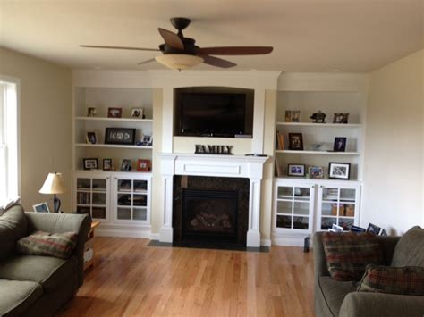 vermont fireplace mantels and built in furiture