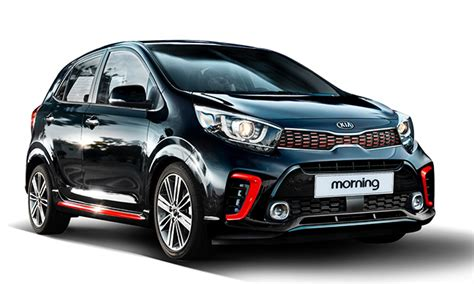 kia motors kia motors unveils all new morning compact car