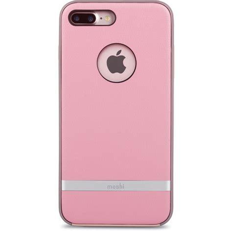iphone 7 b moshi napa for iphone 7 plus pink 99mo090303 b h photo