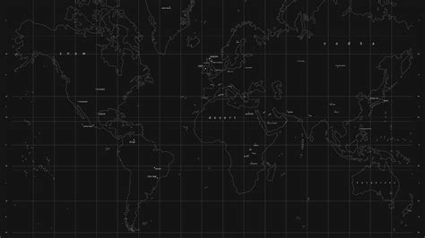 map world black 1920x1080 black world map wallpapers and pictures