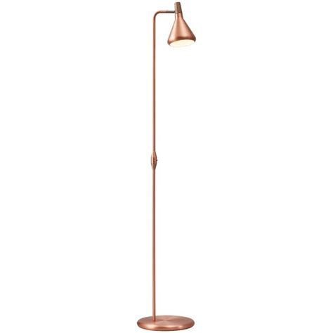 copper spotlight floor l nordlux float floor l gu10 copper floor ls ls