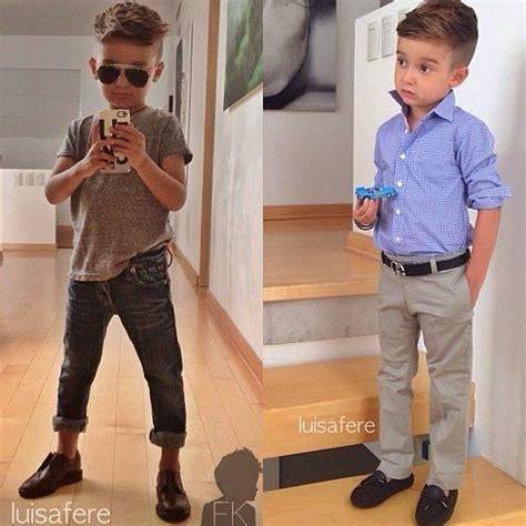 hairstyles for toddler boy that are hip stylish littleboys outfit 2015 all about kids