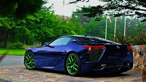 2014 Lexus Lfa Pictures Information And Specs Auto