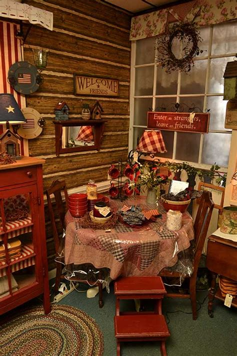 americana theme decoration
