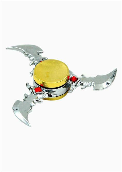 Fidget Spinner Aluminium 2 Knife King Of fidget spinner bearing size related keywords fidget